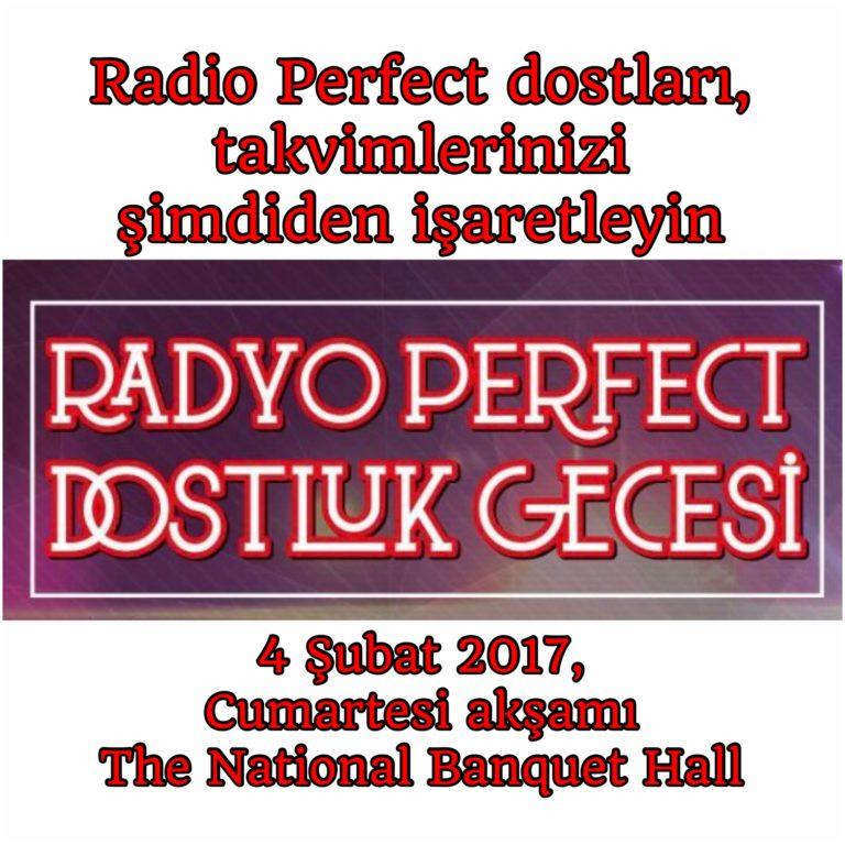 Radio Perfect Dostluk Gecesi